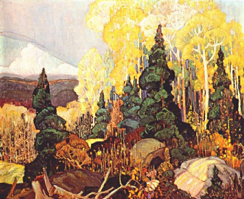 Group Of Seven Gallery Franklin Carmichael